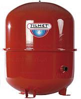 Круглый Расширительный бак для Систем отопления Zilmet CAL-PRO 50л. для Котлов, Зилмет, Гидроаккумулятор.