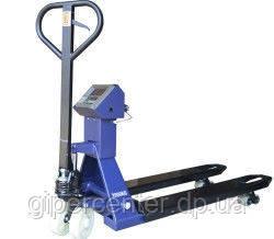 Весы-рокла электронные JBS-700P-1000 (1208) RK до 1000 кг.