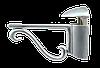 Полкодержатель для стекла и деревянных полок AM-P1520 Chrom Mat.