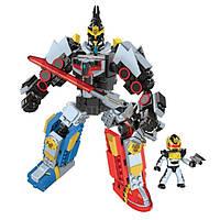 Конструктор Mega Bloks Power Rangers Megaforce Величественный Мегазорд (5782), фото 1