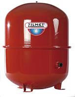 Круглый Расширительный бак для Систем отопления Zilmet CAL-PRO 105л. для Котлов, Зилмет, Гидроаккумулятор.
