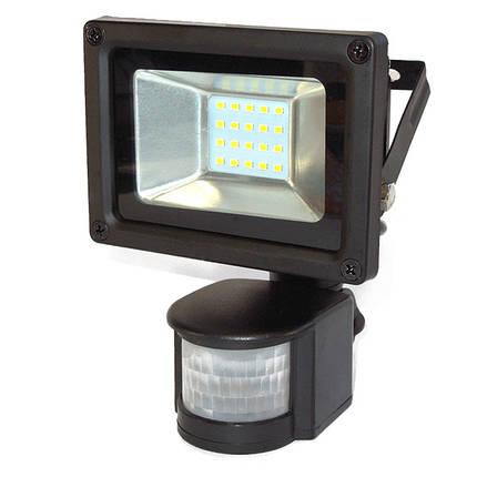 Светодиодный прожектор с датчиком движения LiteJet-20s, фото 2