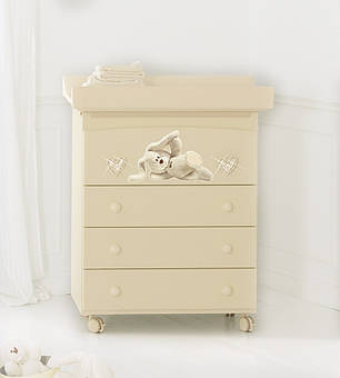 Комод-пеленатор Baby Expert BAGNETTO CREMINO LUX, фото 2