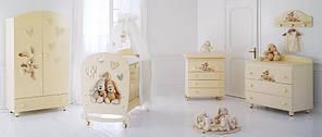 Комод-пеленатор Baby Expert BAGNETTO CREMINO LUX, фото 3