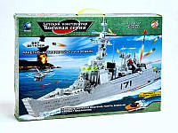 Конструктор Brick Корабель 84029 897 дет.