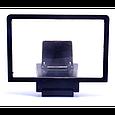 Увеличительное стекло для экрана 3d-f1 F1 увеличительный экран для мобильного телефона, фото 3