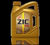 Синтетическое моторное масло ZIC X9 FE 5W-30 ✔ 1л.
