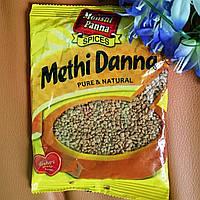 """Семена Пажитника (Шамбала), 10 гр, полезная и вкусная приправа к горячим блюдам, """"Munshi Panna"""""""