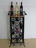 Сервировочный стол-стеллаж для вина (арт. PVKС-102-2), фото 4