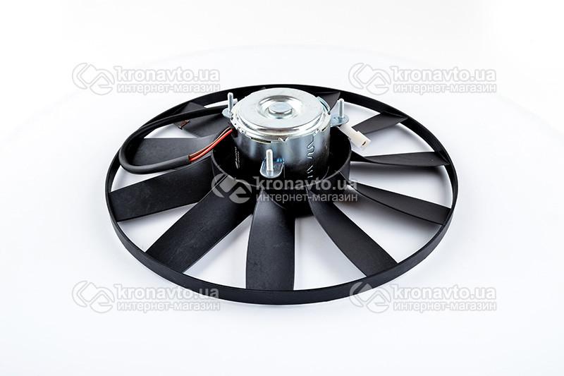 Вентилятор радіатора ГАЗ 3302, 3310 з двигуном ЗМЗ-406