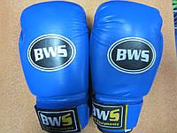 Перчатки боксерские RING BWS кожа (10 унций)