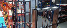 Мезонин с грузовым лифтом 3