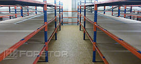 Общая площадь хранения 728 кв.м