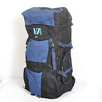 Вместительный туристический рюкзак фирмы VA на 85 литров - 87-722