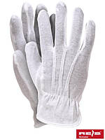 Защитные перчатки Х/Б RWKBLUX W