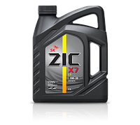Синтетическое моторное масло ZIC X7 LS 5W-30 ✔ 1л.