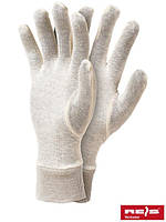 Защитные перчатки Х/Б RWKS E