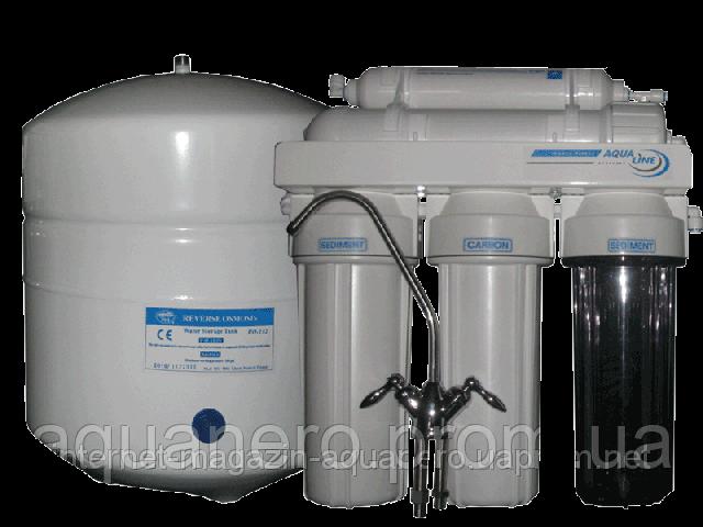 Фильтр для воды Aqualine RO-6