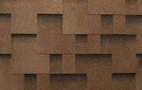 Битумная черепица Katepal Rocky Дюна, Desert brown