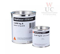 Двухкомпонентный универсальный клей SikaForce®-7710 L 35 (А)