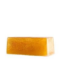 Глицериновое мыло - Золотой слиток, 70 г