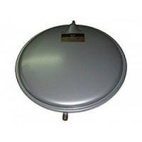 Круглый Расширительный бак для Систем отопления Zilmet CAL-PRO 8л, Серый,для Котлов, Зилмет, Гидроаккумулятор.