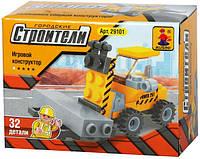 Конструктор Brick Серия строительной техники 32дет. 29101