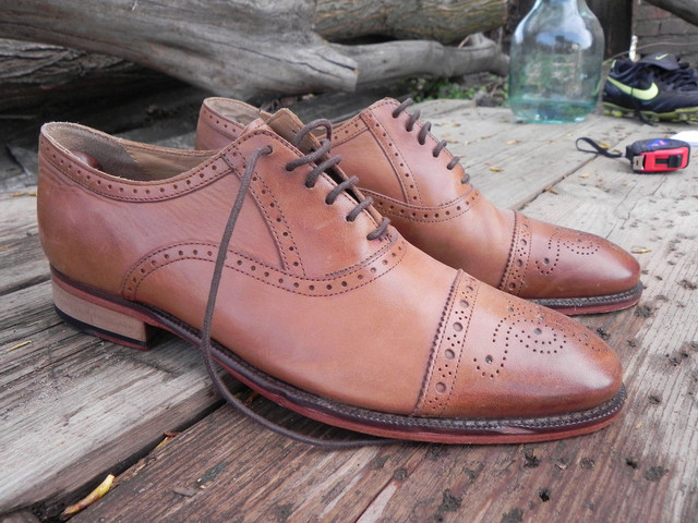 Качественные мужские туфли