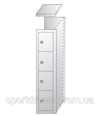 Камеры хранения ШО-400/1-4 - Интернет магазин «Sport2u» в Днепре