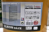 Штукатурка барашек силиконовая VarTex Fastech  размер зерна: 2,0 мм, ведро - 25 кг