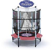 Батут Frozen  140 cм