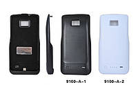 Чехол-накладка с доп.батареей Samsung i9100/i9105 Galaxy S II (Noeson backup battery back cover white)