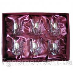 Набор: 6 стопок для водки, в подарочной коробке Suggest. арт. C260T060