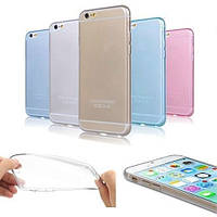 Силиконовый чехол для телефона A510 Galaxy A5 2016 white, Samsung Ultrathin TPU 0.3 mm cover case