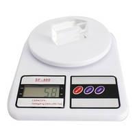 Весы бытовые кухонные Sf-400 до 7 кг