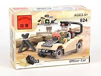 Конструктор  Brick 824 Машина