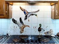 Фотоплитка для кухни птицы