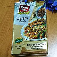 """Гарам Масала, 10 гр, для блюд из курицы, овощей, фруктов, риса, бобовых и т.д., """"Munshi Panna"""""""