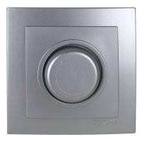 NILSON TOURAN серебро Светорегулятор 1000W
