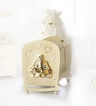 Комплект меблів для дитячої кімнати Baby Expert Cremino LUX, фото 3
