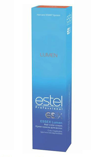 44 - Мідний ESTEL Essex Lumen ESSEX - Фарба для стійкого фарбування і тонування 60 мл.