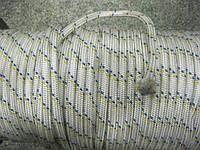 Верёвка для альпинизма диаметр 6 мм (репшнур)