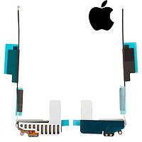 Шлейф для Apple iPad 5 Air, антенны GPS, с компонентами (оригинал)