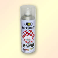 Аэрозоль лак глянец BOSNY /190/ 400 мл.