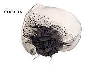 Великолепная завораживающая шляпка
