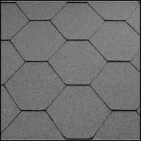 Битумная черепица Katepal Classic KL Серый, Grey