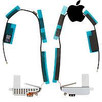 Шлейф для iPad 5 Air, антенны Wi-Fi, с компонентами, оригинал