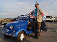 В Киеве успешно прошел международный фестиваль ретро-автомобилей «Old Car Land-2016»