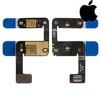 Шлейф для Apple iPad 5 Air, микрофона, с компонентами (оригинал)
