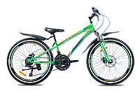 Подростковый горный велосипед Premier Pirate 24 Disc 11 2016